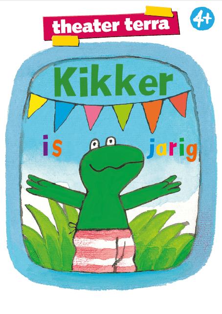 kikker is jarig artwork theater terra musicaljournaal