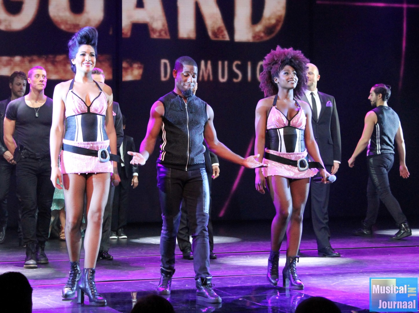Bodyguard Musical Tour Manchester