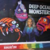 'Deep Ocean Monsters' mooie zomerse aanvulling voor Burgers' Zoo