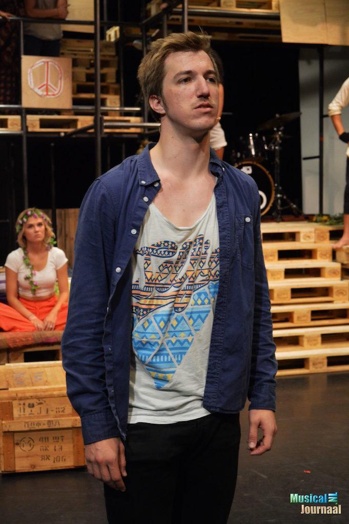 Jeffrey Italiaander speelt hoofdrol in 'Urinetown de musical'