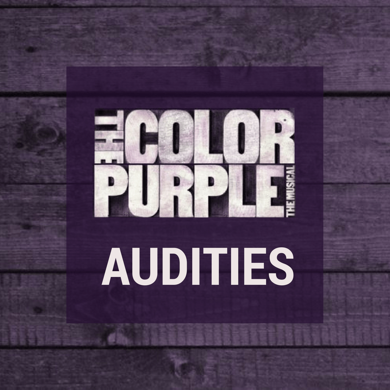 Auditie-oproep: ensemble voor 'The Color Purple'