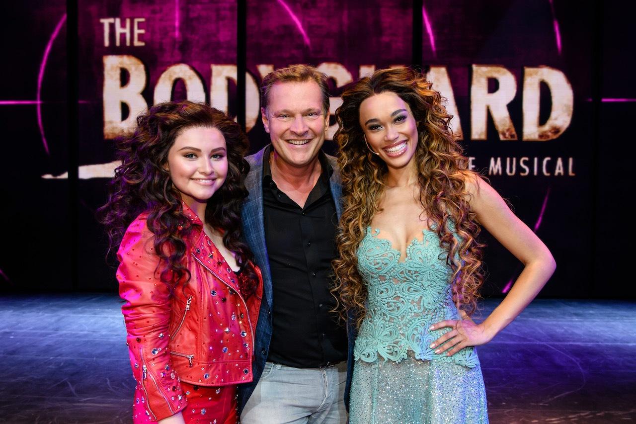 The Bodyguard de grootste hit sinds Mamma Mia! in het Beatrix Theater