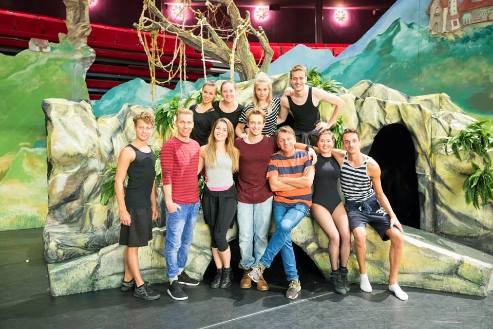 Nieuwe cast Efteling musical 'De gelaarsde Kat' is compleet