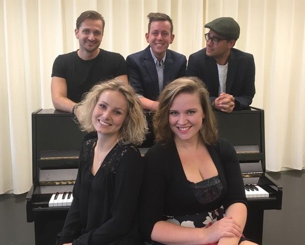 Musical Cruise Ensemble geeft eenmalig gratis concert