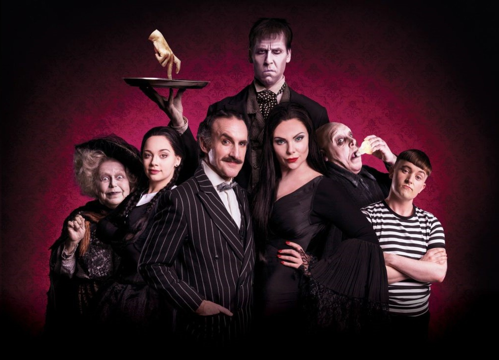 In 2018 Nederlandse versie van The Addams Family musical