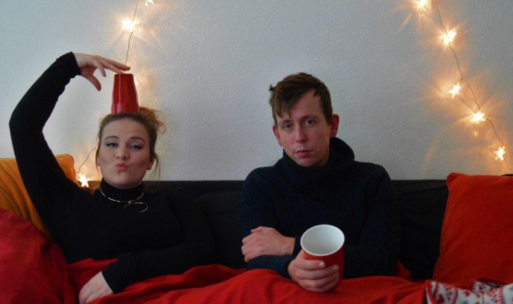 Het Jongemakerscollectief speelt 'Een Winteravond'