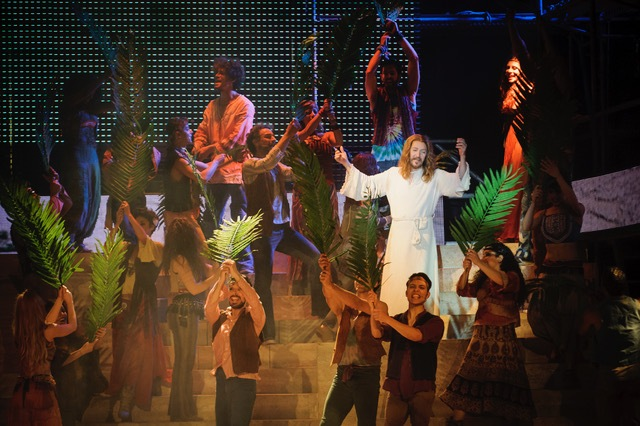 Europese tour Jesus Christ Superstar begint in Nederland