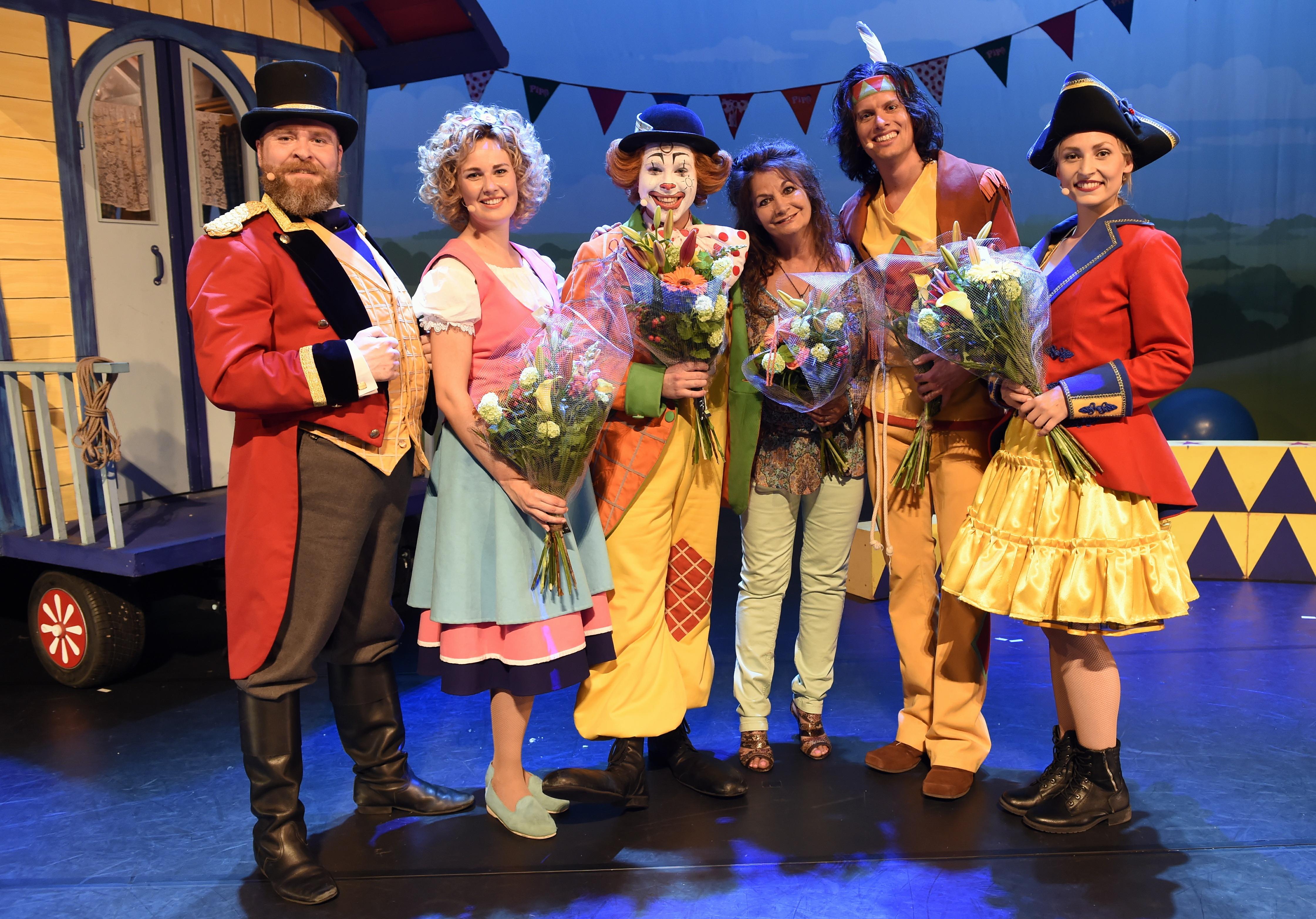 Feestelijke première voor Pipo en de Piratenprinses