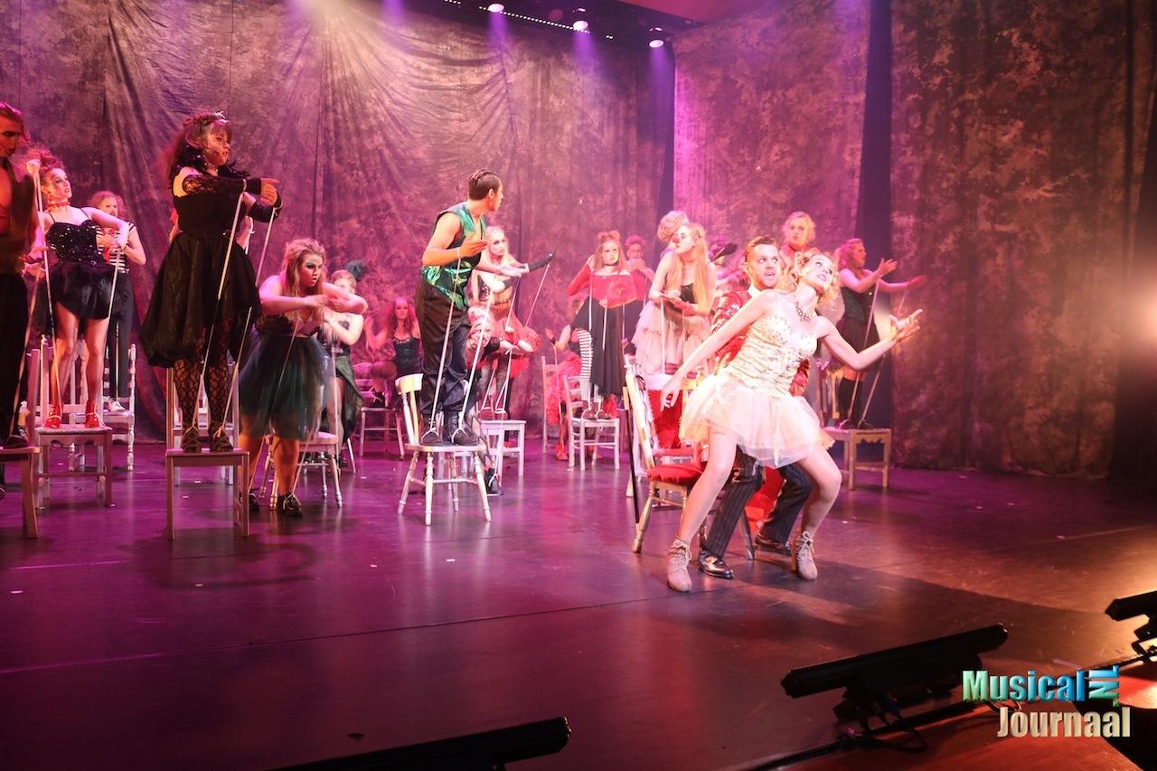 Afstudeervoorstelling MusicalAllFactory niet te onderscheiden van professionele musicals
