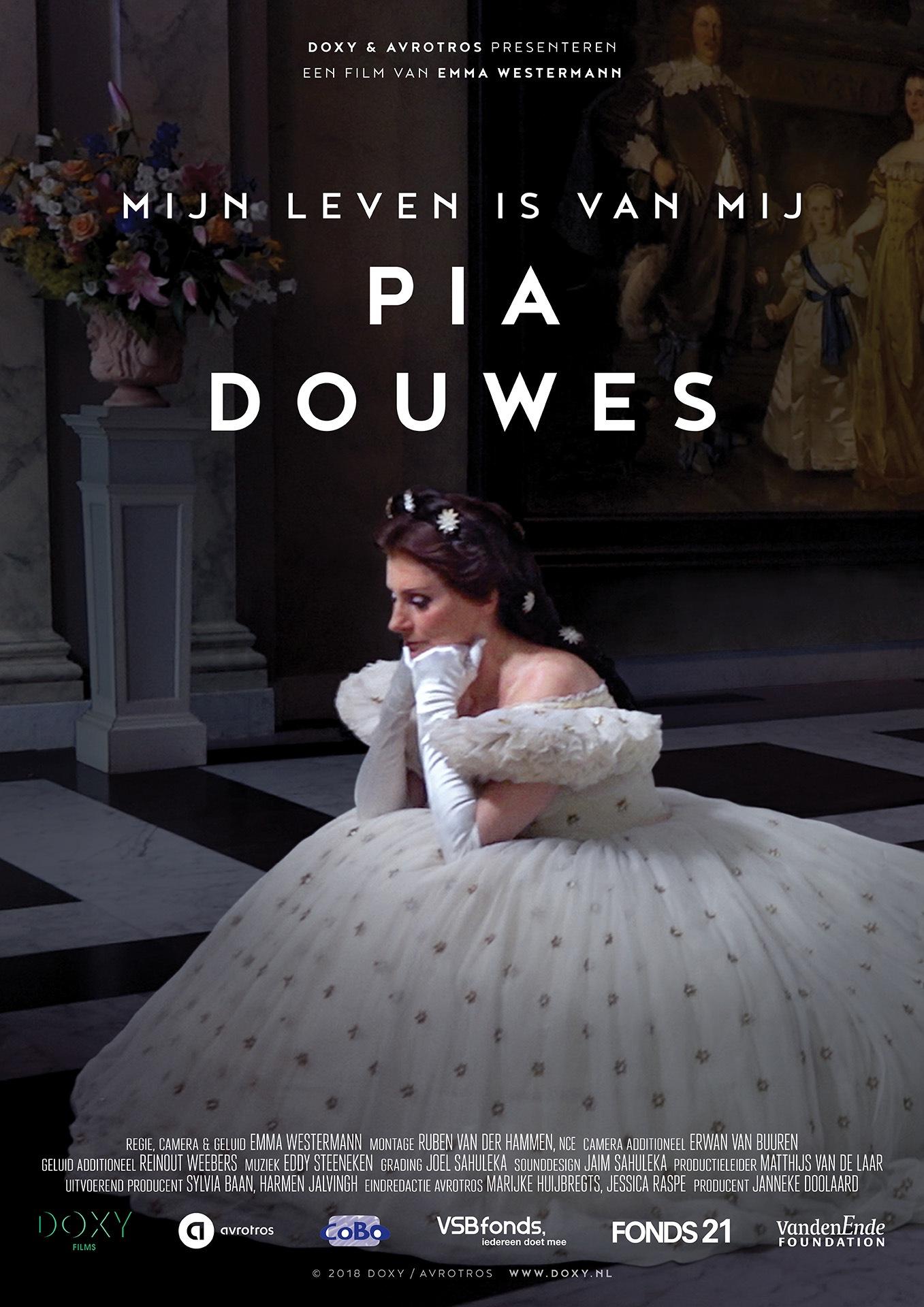 Pia Douwes aanwezig bij vertoning documentaire in Chassé Cinema