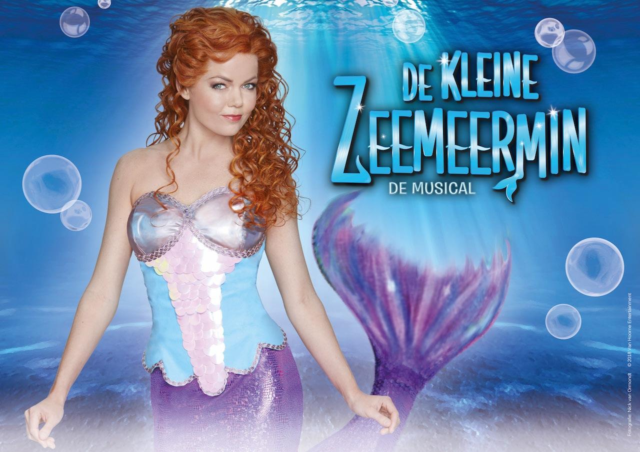 De Kleine Zeemeermin De Musical verkoopt 25.000 kaarten