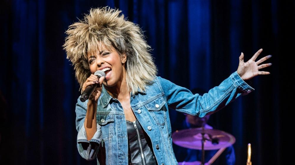 Superster Tina Turner terug op het toneel