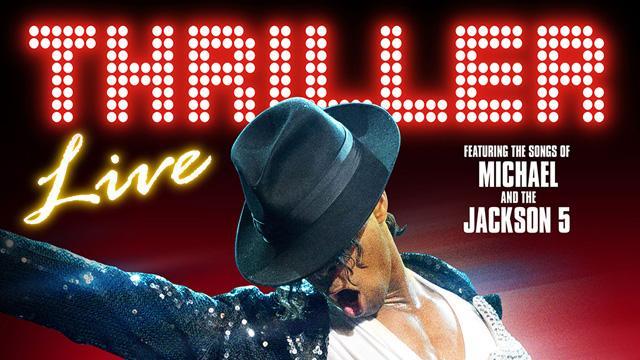 THRILLER LIVE exclusief in het Rai Theater Amsterdam