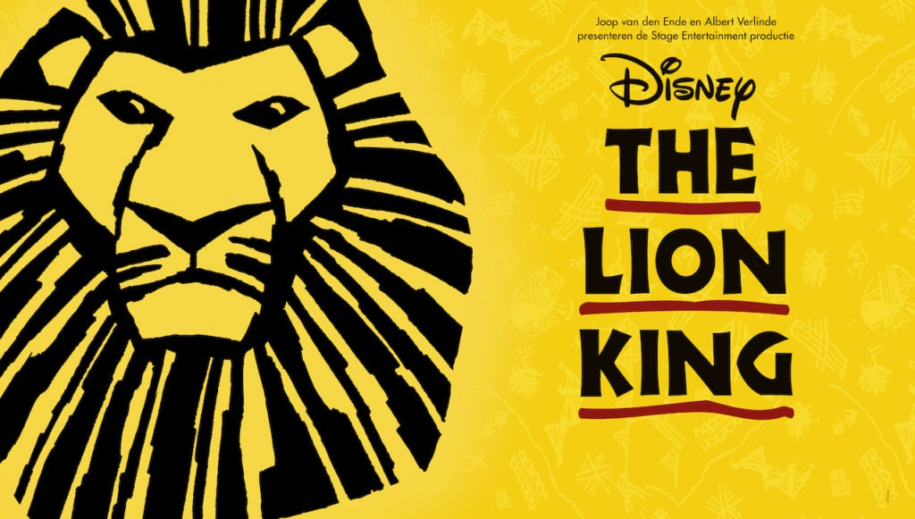 The Lion King maakt school!