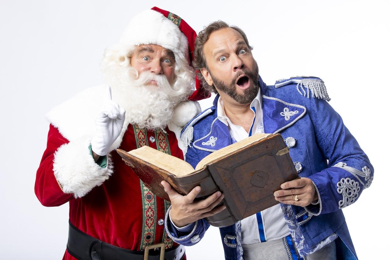 Vijfde Christmas Show in Ziggo Dome