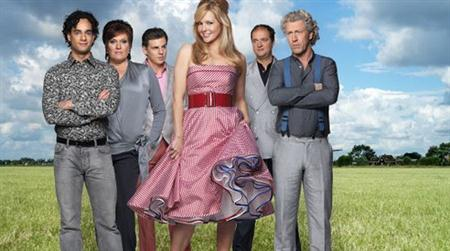 Opnames televisieserie Petticoat gestart