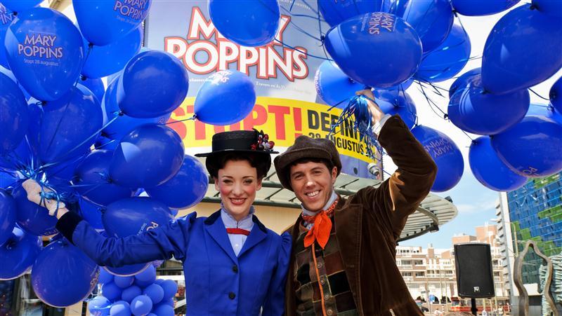Noortje Herlaar wordt wederom Mary Poppins