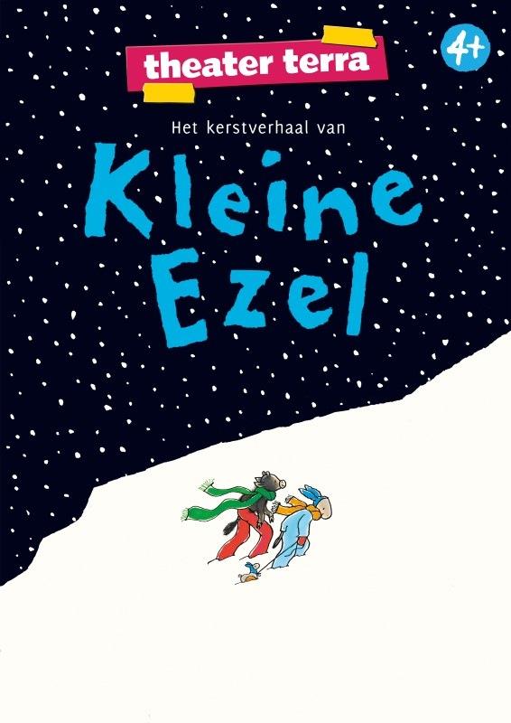 Theater Terra - Het Kerstverhaal van Kleine Ezel