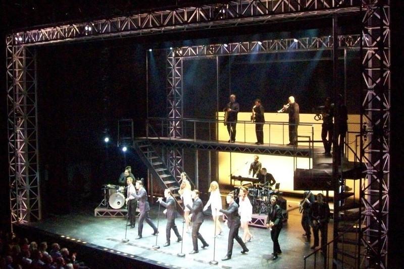 Jersey Boys try-out