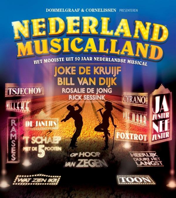 Nederland Musicalland
