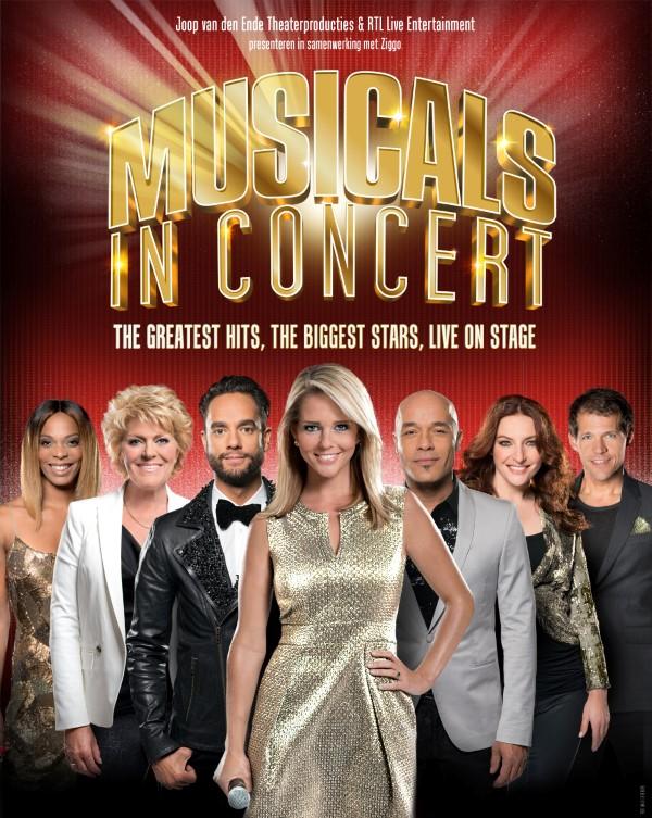 commercieel drama voor 'musicals in concert'?