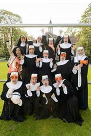 Sister Act voetbal