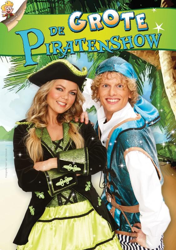 Grote Piratenshow