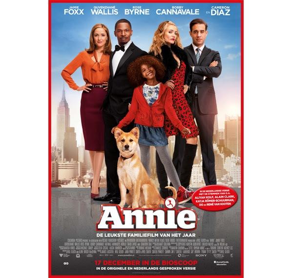 Annie-Nederlands gesproken