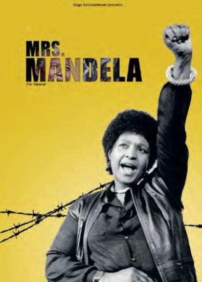 Mrs Mandela