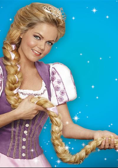Sprookjesmusical Rapunzel weer een voltreffer van Van Hoorne