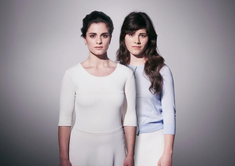 Rosa da Silva en Hanna van Vliet spelen 'De Tweeling' in gelijknamige musical