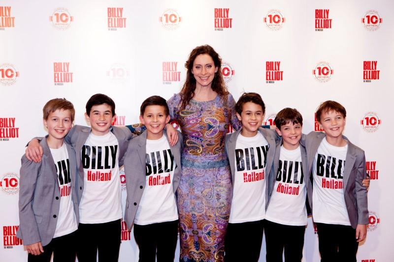 Billy Elliot nieuwe Billy's (Custom)