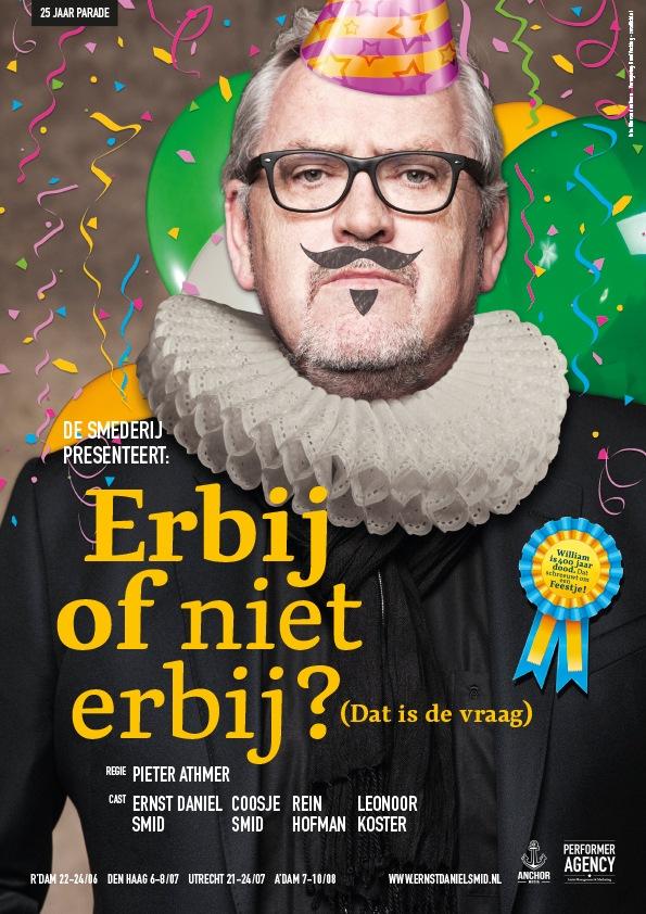 Ernst Daniel Smid - Erbij of niet erbij - Parade 2015