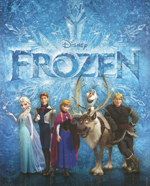 Musical-versie Frozen op Broadway in 2018