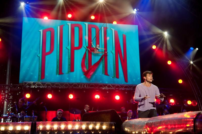 Pippin: Razzle dazzle extravaganza in de polder