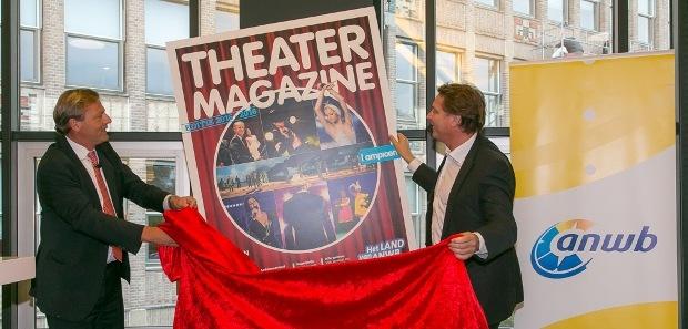 Presentatie Theatermagazine
