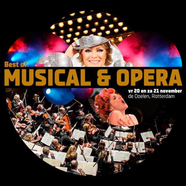 Linda Wagenmakers en Terence van der Loo bereiden zich voor op Best of Musical & Opera