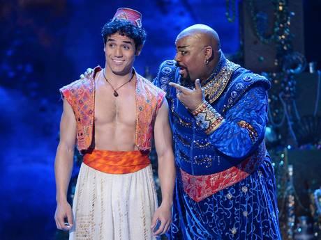 Disney's Aladdin naar Nederland