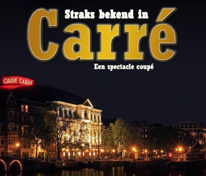 Gastartiesten 'Straks Bekend in Carré' bekend