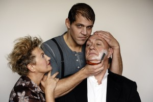 Bloedmooie Sweeney Todd in Zonnehuis