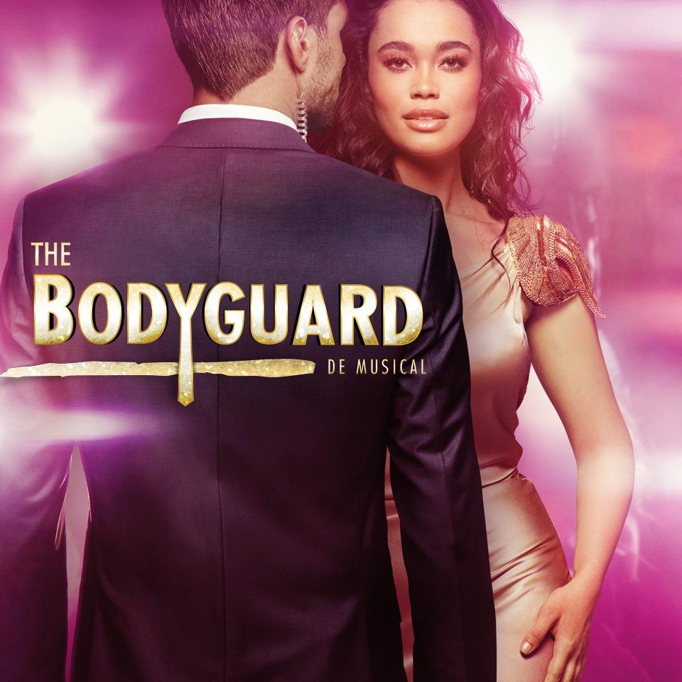 Ook met bodyguard Robbert kan Romy zich veilig voelen!
