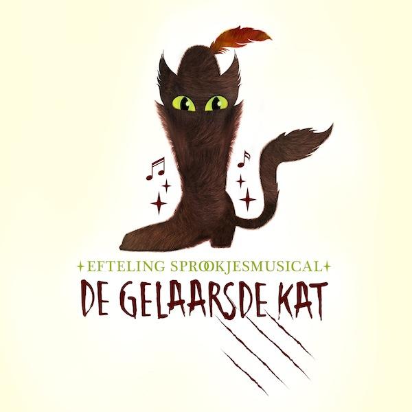 'De gelaarsde Kat' nieuwe sprookjesmusical Efteling