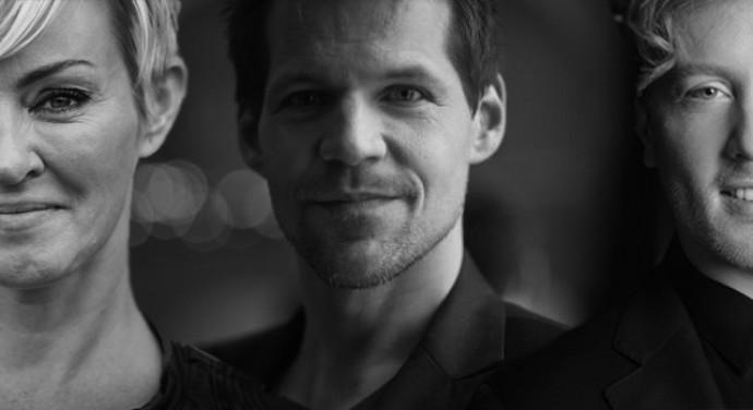 René van Kooten en Lone van Roosendaal in Jesus Christ Superstar