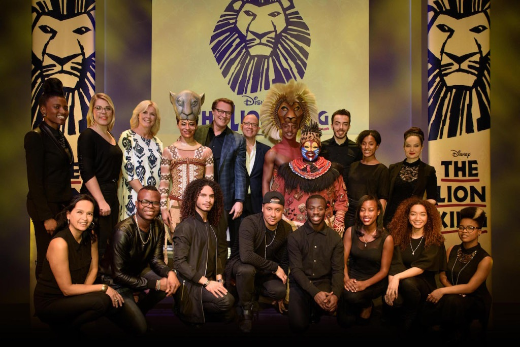 Lion King perspresentatie
