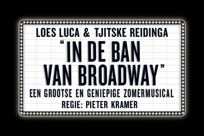 Repetities 'In de ban van Broadway' van start