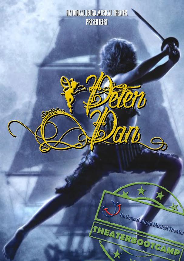 Auditie-oproep: volwassen acteurs voor NJMT 'Peter Pan: Het echte verhaal'