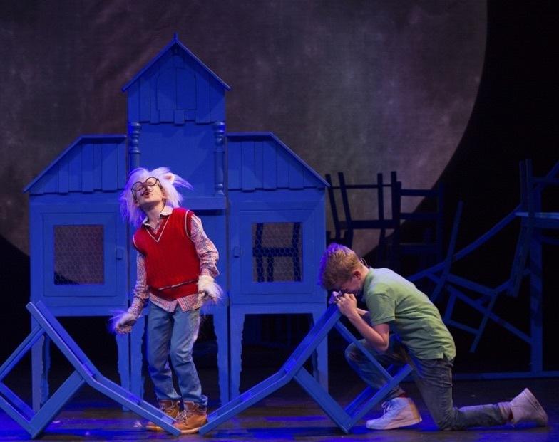 Auditie-oproep Dolfje Weerwolfje: jongens (8-12) voor Dolfje en Timmie