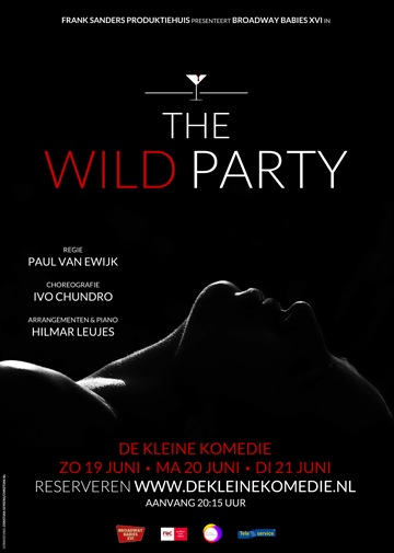 Derdejaars studenten Frank Sanders' Akademie studeren af met Broadway hit 'The Wild Party'