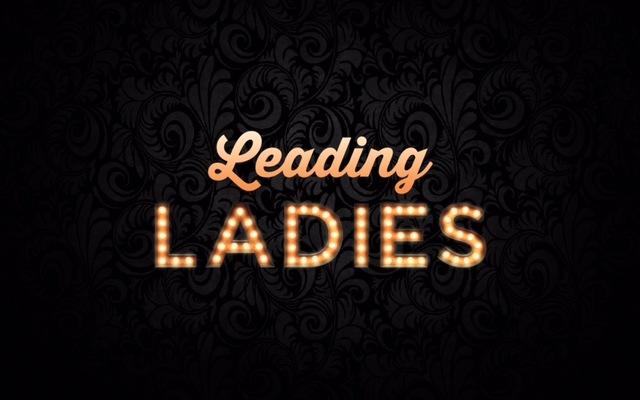 Willemijn Verkaik, Lone van Roosendaal, Carolina Dijkhuizen en Brigitte Heitzer in 'Leading Ladies'