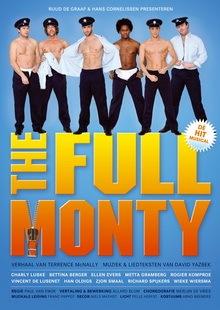 'The Full Monty' terug in Nederlandse theaters